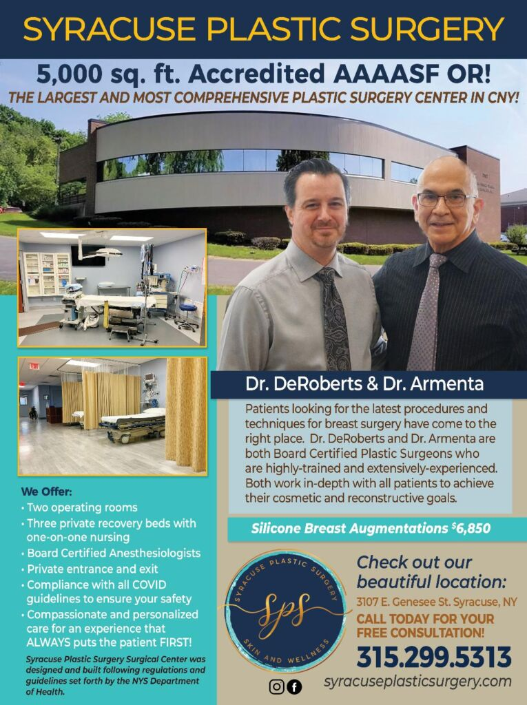 Syracuse plastic surgery operating room